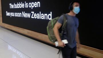 Australia-New Zealand travel bubble brings relief, elation