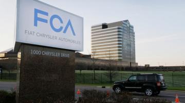 2 Italian managers indicted in Fiat Chrysler emissions probe