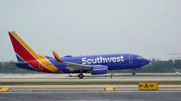 US airline bailout helps Southwest post $116 million profit