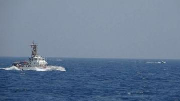 US ship fired 30 warning shots at Iranian speedboats in Strait of Hormuz