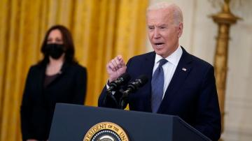 Biden: 1M sign up for health care during special enrollment