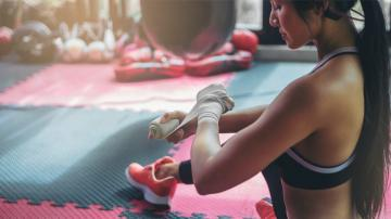 How to Avoid Injury When You Return to the Gym
