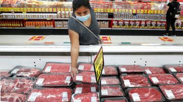 April wholesale prices jump 0.6%, led by higher food costs