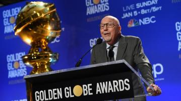 Lorenzo Soria, president of Golden Globes group, dies at 68