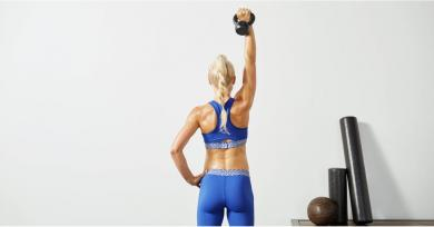 Tone Your Body From Head to Toe With This 15-Minute Workout