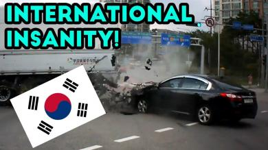 INTERNATIONAL INSANITY | Amazing Videos from AROUND THE WORLD | June 2018