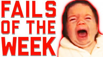Best Fails of the Week 1 February 2016 || A Bad Week For Girls by Failarmy