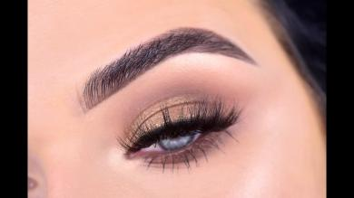 Urban Decay Born to Run | Bronze Eye Makeup Tutorial