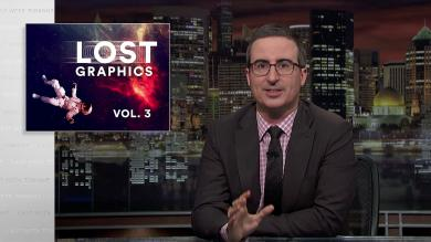 John Oliver Puts Ivanka Trump in 'Get Out,' Releases More Unaired Graphics
