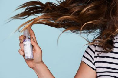 The Hair Oil That's Tamed My Long, Processed Hair