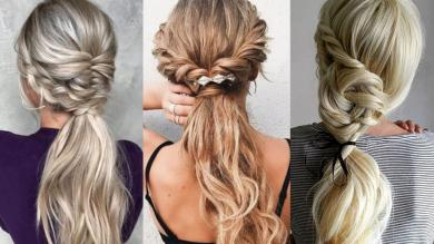 Trendy Braided Hairstyle Ideas for Fall 2018