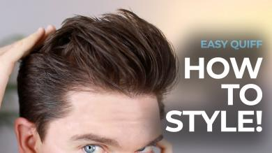 My New Quiff | Mens Hairstyle Tutorial