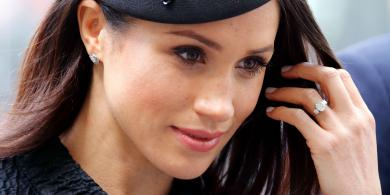 The Royal Family Is Now Selling $40 Replicas of Meghan Markle's Engagement Ring