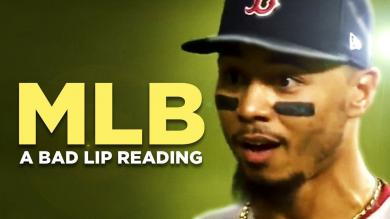MLB A Bad Lip Reading A Bad Lip Reading of Major League Baseball