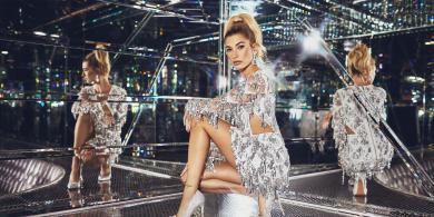 Hailey Baldwin on Her Pretty Little Thing Campaign and Whether She'd Design Her Own Clothing Line
