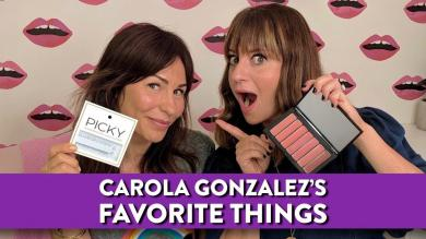 Celebrity Makeup Artist CAROLA GONZALEZ Shares Her Favorite Hacks and Products!!