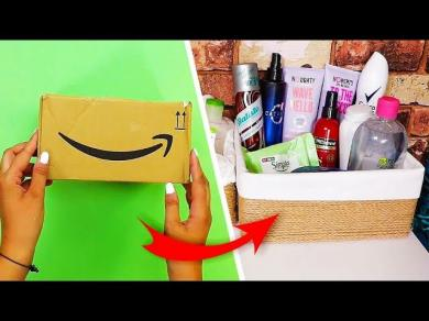 4 Upcycling Beauty Hacks | Recycling Life Hacks | Four Nine Beauty