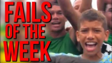 Best Fails of the Week 1 January 2015 || FailArmy