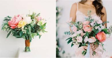 "If You Are Saying ""I Do"" This Spring, These Wedding Bouquets Are For You"