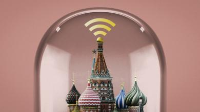 Russia wants to cut itself off from the global internet. Here's what that really means.