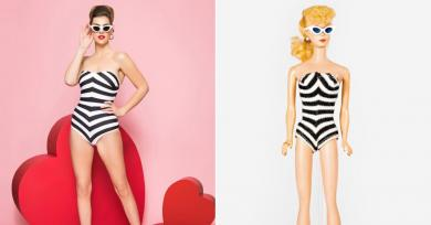 Unique Vintage Is Bringing Barbie's Retro Wardrobe to Life, and the Looks Are Amazing