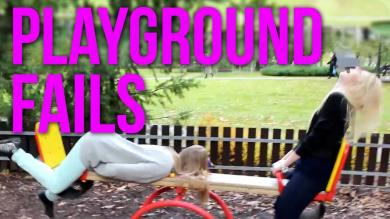 Ultimate Playground Fails Compilation FailArmy