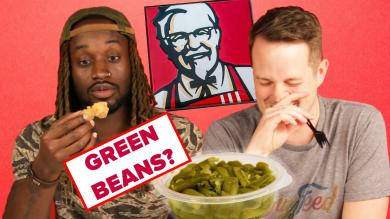 We Tried The Least Popular Items From KFC