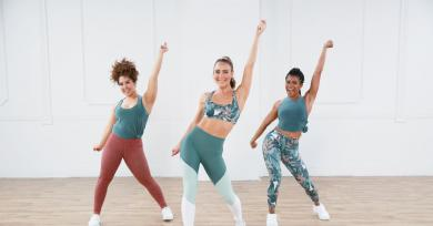 Get Your Cardio on With This 30-Minute Dance Workout, Plus Some Bonus Toning Work
