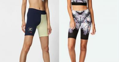 Crush Your Next Workout in These Functional and Fun Bike Shorts