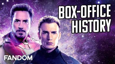 Avengers Endgame Annihilates Box Office Records | Charting with Dan!