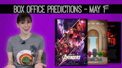 Avengers Endgame Weekend 2 Box Office Predictions