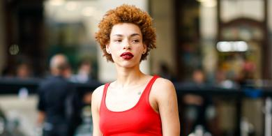Model Carissa Pinkston Says She Lied About Being Transgender to Avoid Backlash