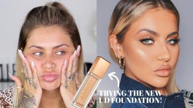 SIMPLE & EASY GLAM MAKEUP TUTORIAL | JAMIE GENEVIEVE