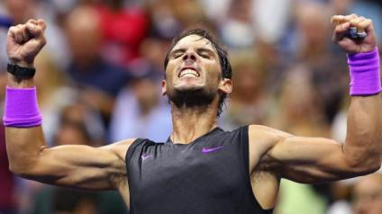 Nadal powers past Cilic into US Open last eight