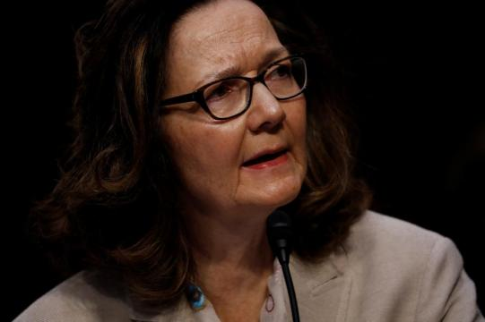 Trump CIA nominee secures key Democrat's vote, heads for confirmation