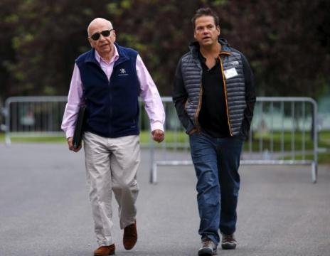 Lachlan Murdoch to replace brother James as Fox CEO after Disney deal