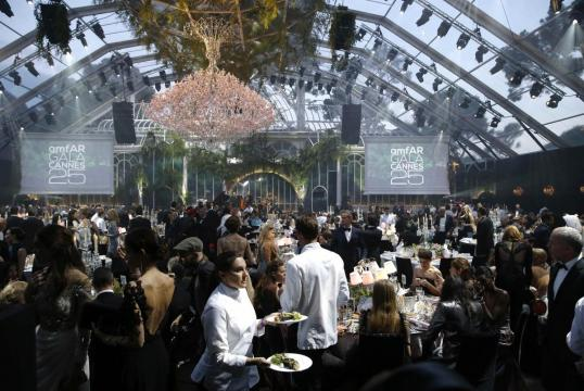 Cannes' swankiest party goes ahead without 'driving force' Weinstein