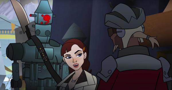 Solo's Qi'ra Gets the Spotlight in Star Wars Animated Short