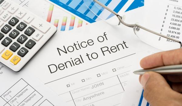 3 Top Reasons Why Rentals Are Denied