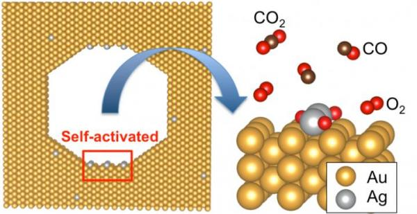 Hope for new catalysts with high activity