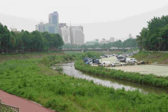 Study finds room for improvement in South Korea's polluted river basin