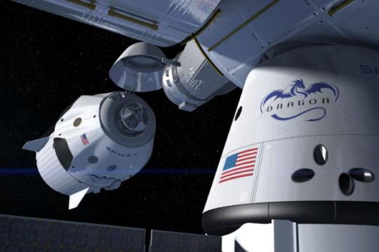 NASA confirms new timetable for space taxi flights; SpaceX to fly crew next April