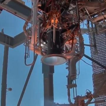 Blue Origin shows off BE-3U upper-stage rocket engine as its many efforts ramp up