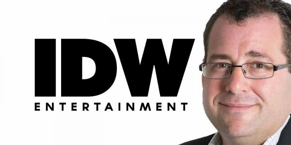 IDW Entertainment President David Ozer Departs Company