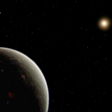 Fascinating! Astronomers spot super-Earth orbiting Mr. Spock's fictional home star