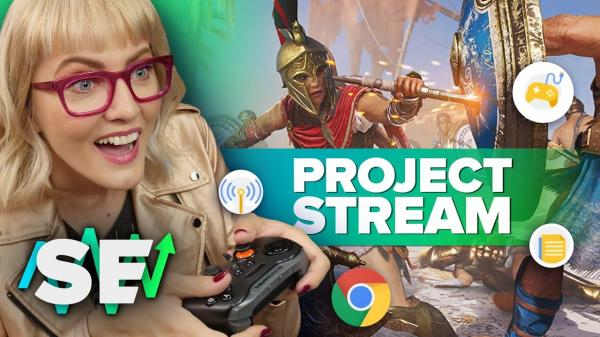 Project Stream AAA games, no console required | Stream Economy