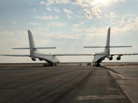 FAA certificate offers new details on Stratolaunch's plans for test flights of world's largest aircraft