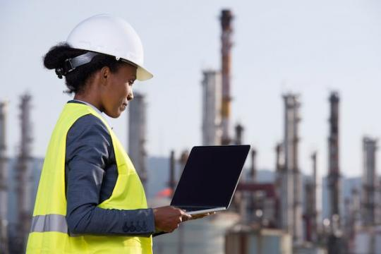 We Need More Women in the Energy Sector