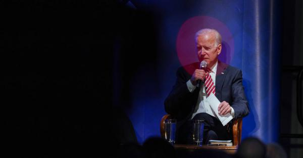 Finding Biden in Familiar Fix, President Trump Adds a Jab