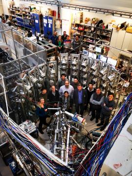 Successful test of the MONSTER spectrometer provided new nuclear structure information